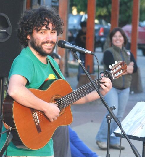 Alonso Nuñez - Foto: Victor Formantel.