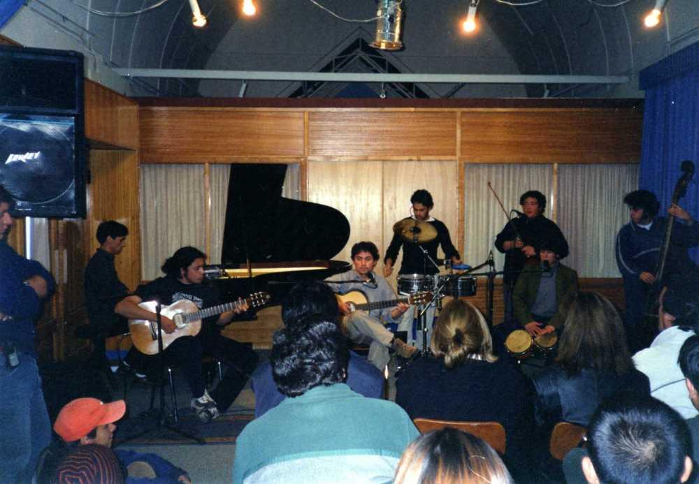 Son del Pasaje - Casa de la Cultura, Coyhaique.